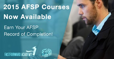 AFSP Courses from PASC and Fast Forward Academy