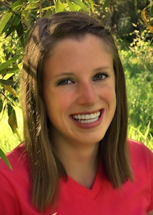 Picture of Michaela Diamond, 2013 Borelli Scholarship Winner